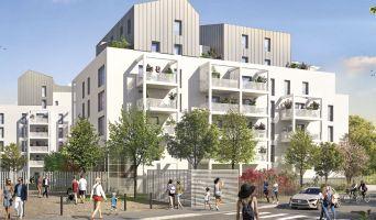 Dijon : programme immobilier neuf « 1887 » en Loi Pinel