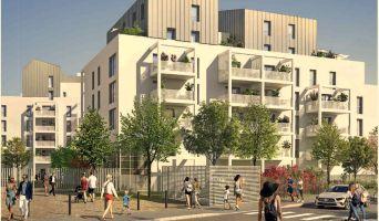 Photo du Résidence « 1887 » programme immobilier neuf en Loi Pinel à Dijon