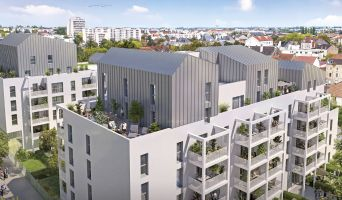 Dijon programme immobilier neuve « 1887 » en Loi Pinel  (2)