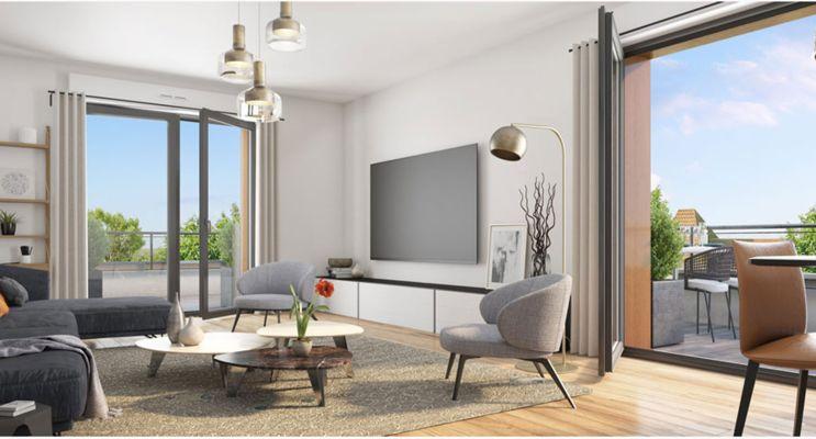 Photo n°2 du Résidence « Authenticité » programme immobilier neuf en Loi Pinel à Dijon