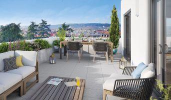 Résidence « Canal & Sens » programme immobilier neuf en Loi Pinel à Dijon n°2