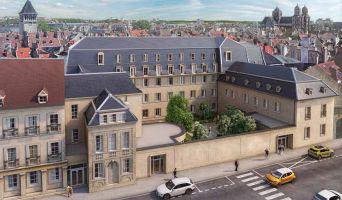 Photo n°2 du Résidence « Courtille Sainte-Marthe » programme immobilier neuf à Dijon