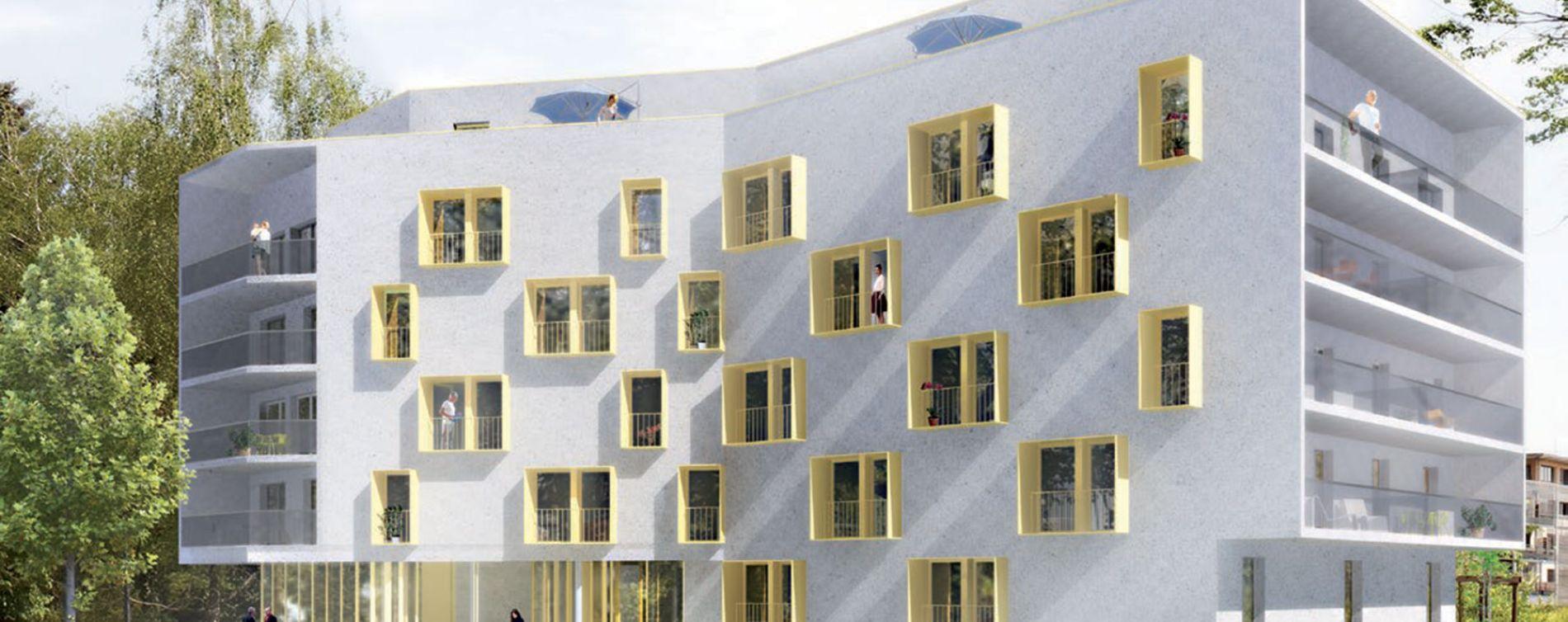 Résidence Divercity Hyacinthe à Dijon