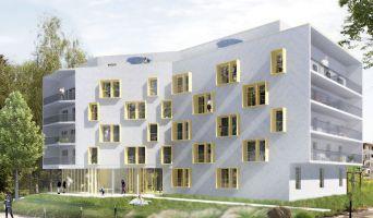 Photo du Résidence « Divercity Hyacinthe » programme immobilier neuf en Loi Pinel à Dijon