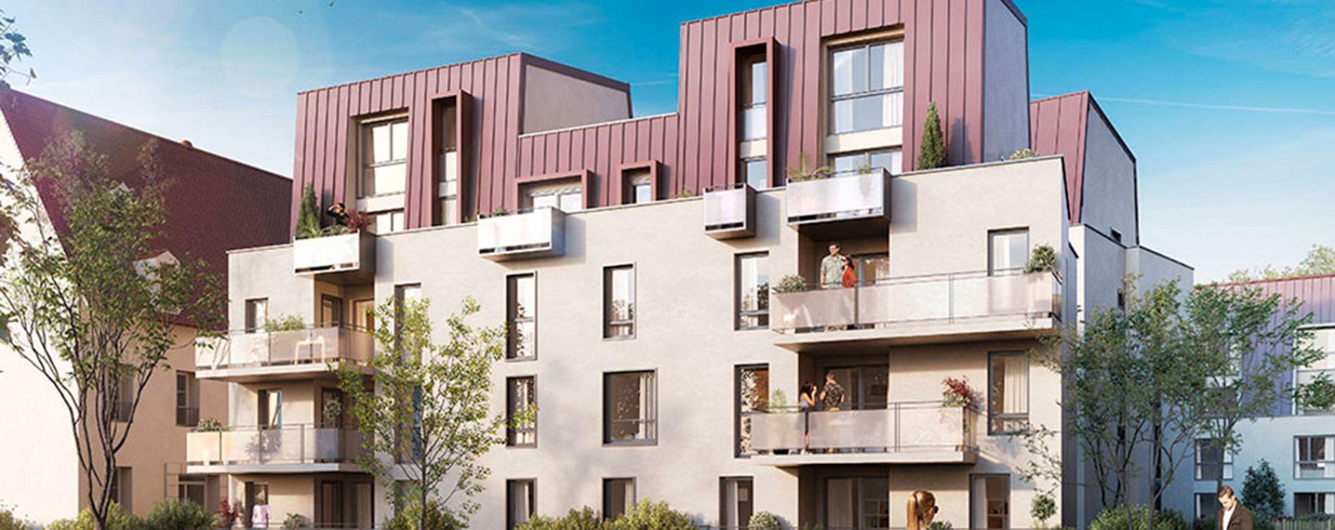 Résidence Faubourg Sainte-Marthe à Dijon