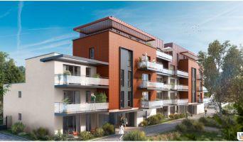 Photo n°1 du Résidence « Faubourg Sainte-Marthe » programme immobilier neuf en Loi Pinel à Dijon