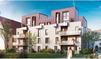Photo n°2 du Résidence « Faubourg Sainte-Marthe » programme immobilier neuf en Loi Pinel à Dijon