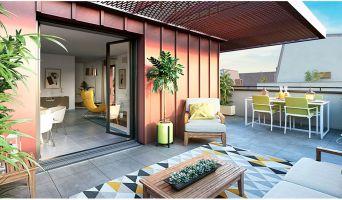 Photo n°3 du Résidence « Faubourg Sainte-Marthe » programme immobilier neuf en Loi Pinel à Dijon