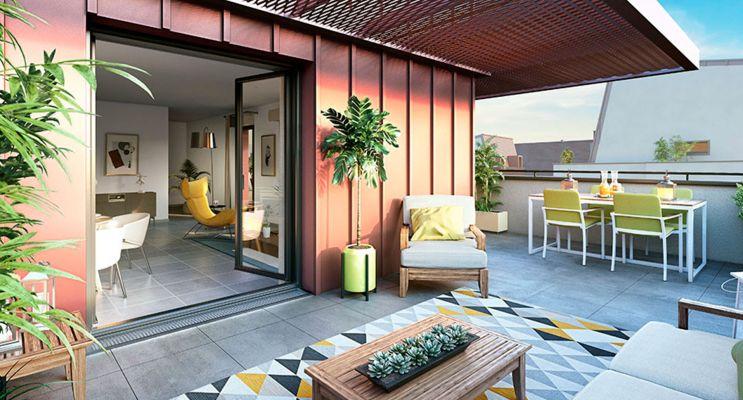 Résidence « Faubourg Sainte-Marthe » programme immobilier neuf en Loi Pinel à Dijon n°3