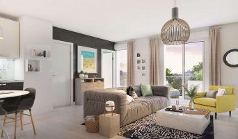 Résidence « Intencité » programme immobilier neuf en Loi Pinel à Dijon n°1