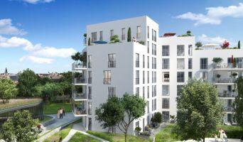 Résidence « Intencité » programme immobilier neuf en Loi Pinel à Dijon n°2