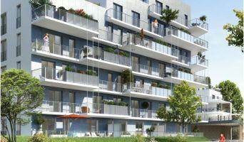 Résidence « Intencité » programme immobilier neuf en Loi Pinel à Dijon n°3