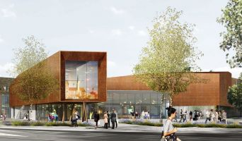 Résidence « Intencité » programme immobilier neuf en Loi Pinel à Dijon n°4