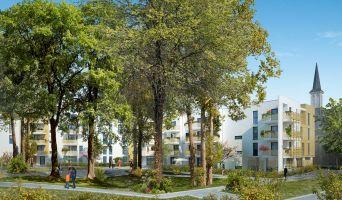 Résidence « Jardin Secret » programme immobilier neuf en Loi Pinel à Dijon n°2