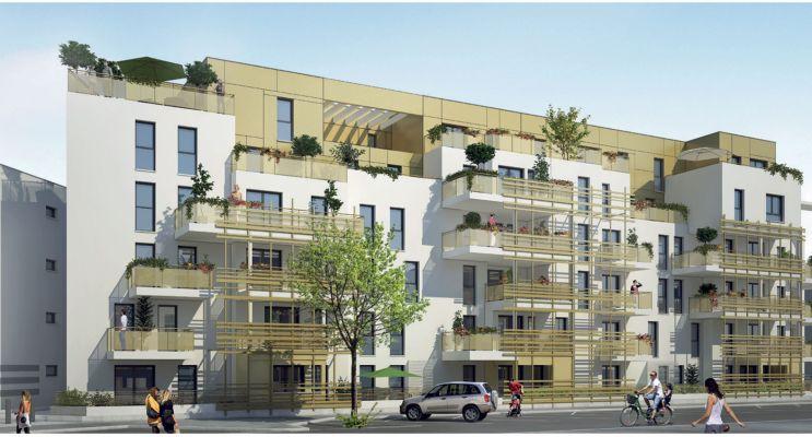 Photo du Résidence « Jardin Secret » programme immobilier neuf en Loi Pinel à Dijon