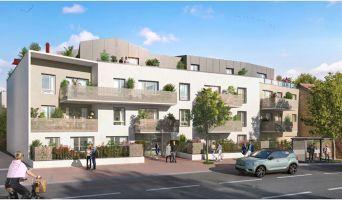 Dijon : programme immobilier neuf « La Croisée des Arts » en Loi Pinel