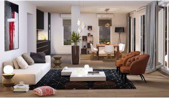 Dijon programme immobilier neuve « La Croisée des Arts » en Loi Pinel  (3)