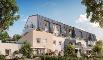 Photo du Résidence « Latitude 87 » programme immobilier neuf en Loi Pinel à Dijon