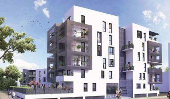 Résidence « O'Livia » programme immobilier neuf en Loi Pinel à Dijon n°1