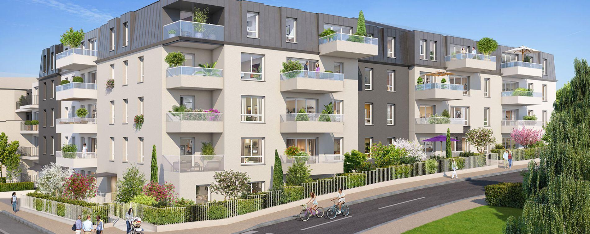 Résidence Reflets Mansart à Dijon