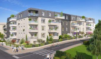 Photo n°1 du Résidence « Reflets Mansart » programme immobilier neuf en Loi Pinel à Dijon