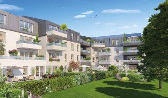 Photo n°2 du Résidence « Reflets Mansart » programme immobilier neuf en Loi Pinel à Dijon
