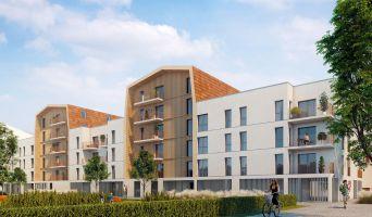 Photo n°1 du Résidence « Villa Flore » programme immobilier neuf en Loi Pinel à Dijon