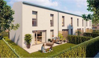 Résidence « Villa Flore » programme immobilier neuf en Loi Pinel à Dijon n°2