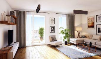 Photo n°3 du Résidence « Villa Flore » programme immobilier neuf en Loi Pinel à Dijon