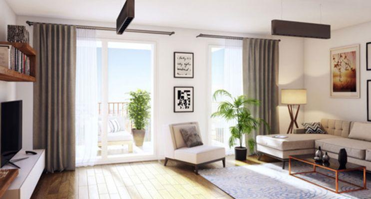 Résidence « Villa Flore » programme immobilier neuf en Loi Pinel à Dijon n°4