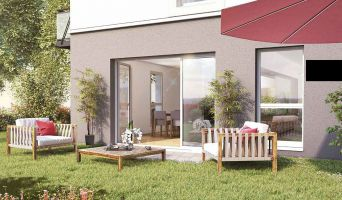 Résidence « Courtil Pommerets » programme immobilier neuf en Loi Pinel à Longvic n°2