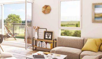 Résidence « Courtil Pommerets » programme immobilier neuf en Loi Pinel à Longvic n°3