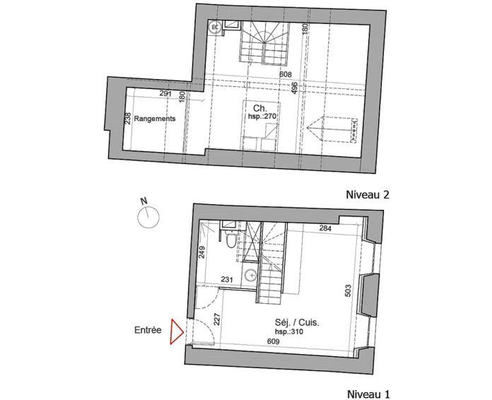 Plan T2 neuf à Besançon de
