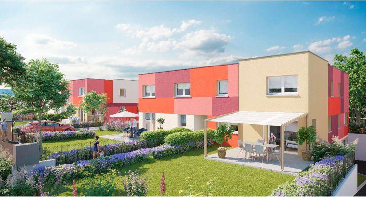 Photo du Résidence « Les Carrés K'Ducée » programme immobilier neuf à Besançon
