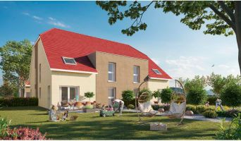 Photo du Résidence « Les Carrés Channel » programme immobilier neuf à Dambenois