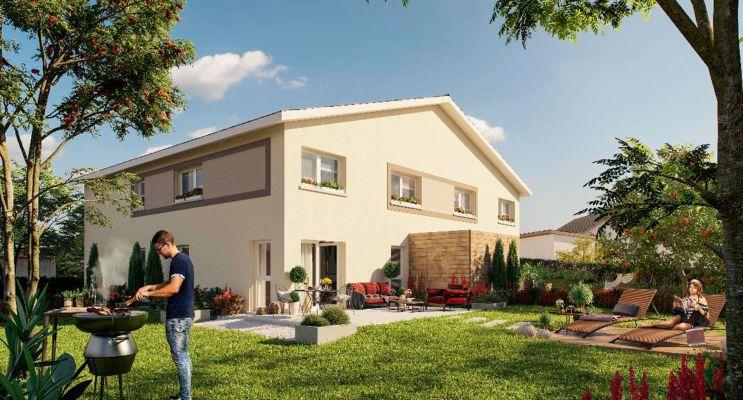 Photo du Résidence « Les Carrés d'Or » programme immobilier neuf à Mamirolle