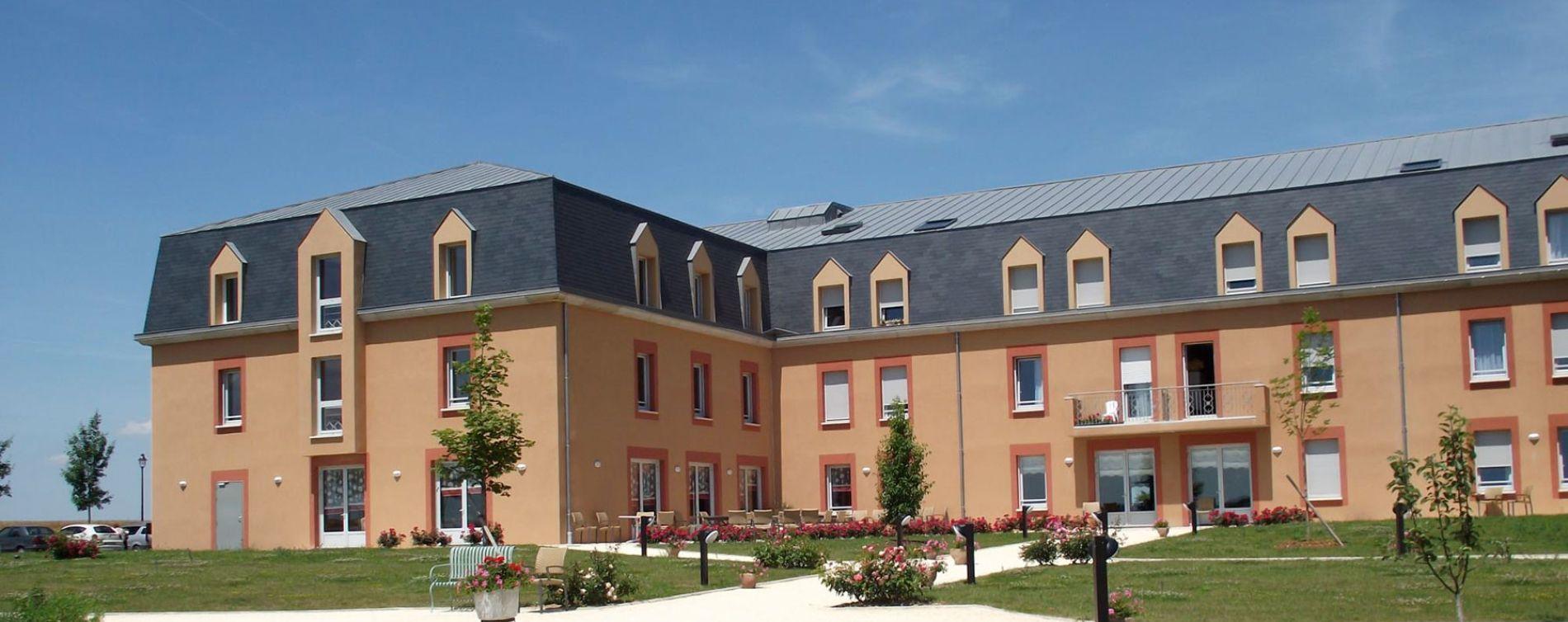 Résidence Le Champ de la Dame à Varennes-lès-Narcy