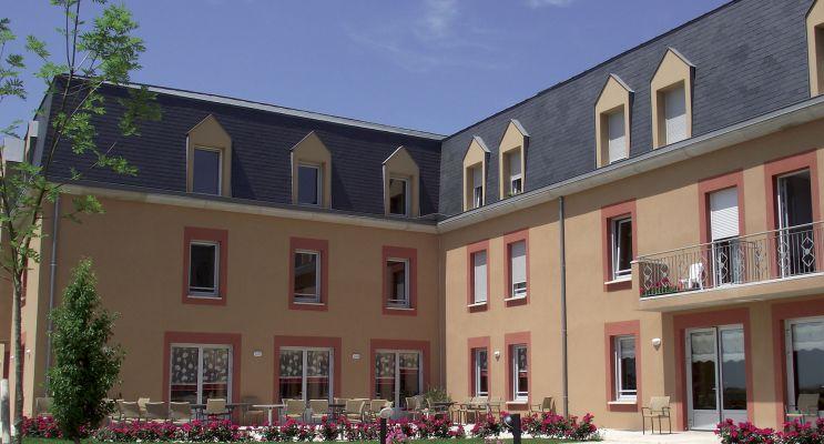 Photo du Résidence « Le Champ de la Dame » programme immobilier neuf à Varennes-lès-Narcy