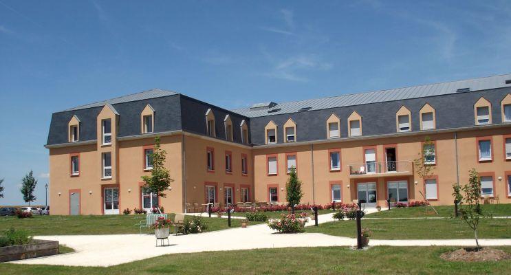 Résidence « Le Champ De La Dame » programme immobilier neuf à Varennes-lès-Narcy n°3