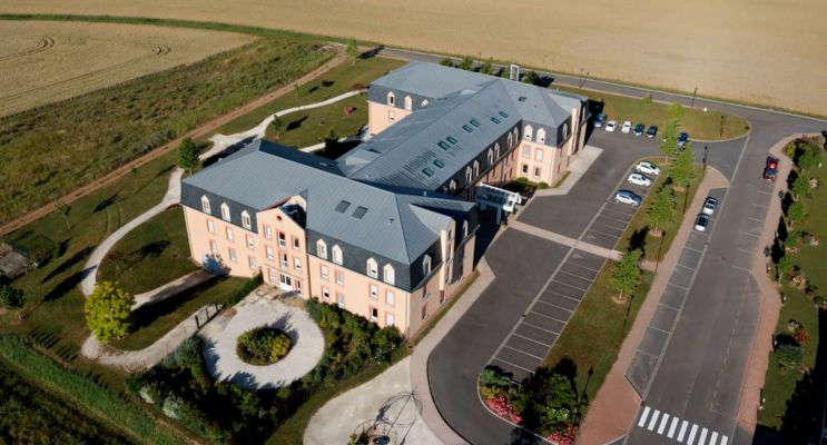 Résidence « Le Champ De La Dame » programme immobilier neuf à Varennes-lès-Narcy n°4