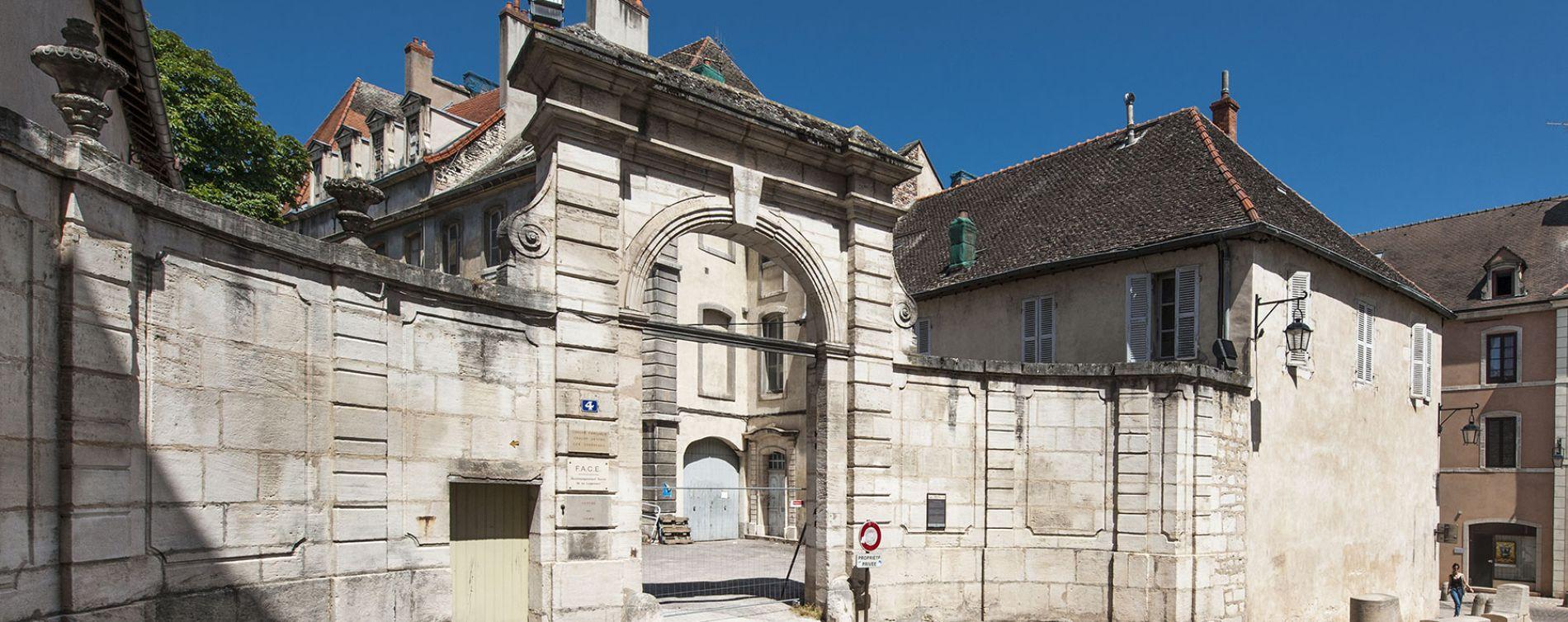 Résidence Le Palais Episcopal à Chalon-sur-Saône