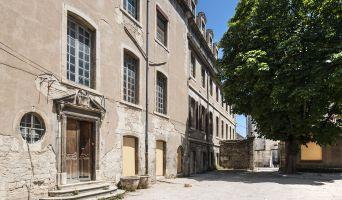 Chalon-sur-Saône programme immobilier à rénover « Le Palais Episcopal » en Loi Malraux  (3)
