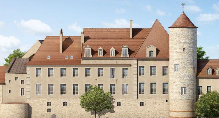 Photo du Résidence « Le Palais Episcopal » programme immobilier à rénover en Loi Malraux à Chalon-sur-Saône