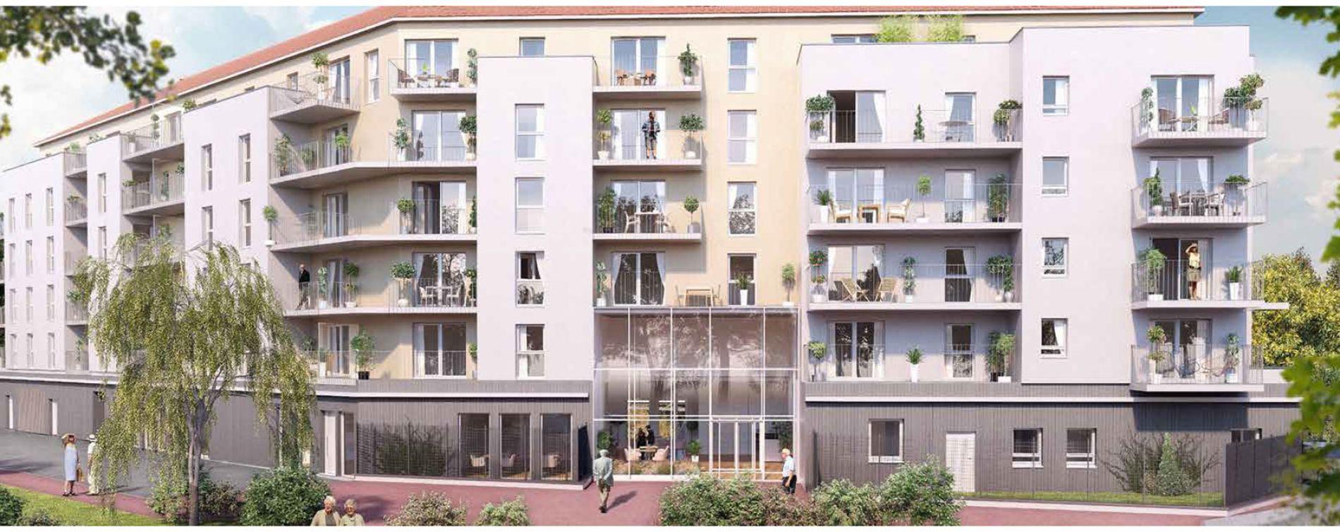 Résidence Les Séquanes à Chalon-sur-Saône