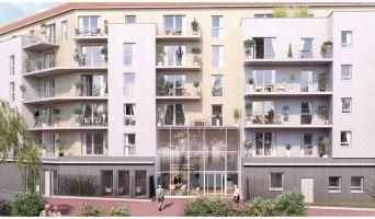 Photo du Résidence « Les Séquanes » programme immobilier neuf à Chalon-sur-Saône