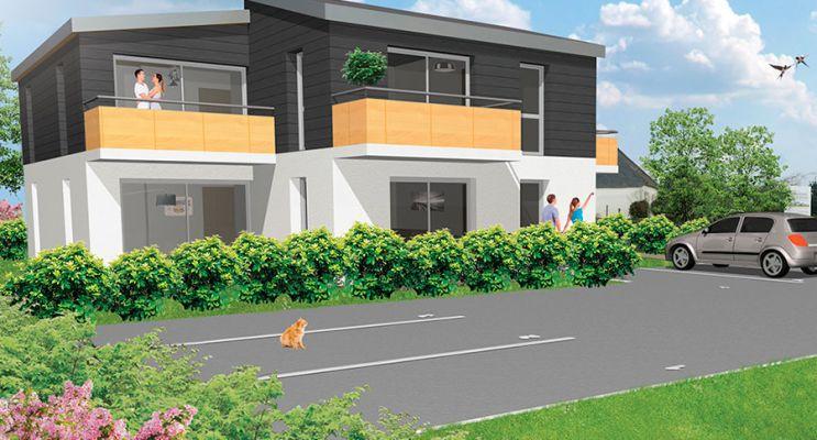 Photo du Résidence « Résidence Saint-Pierre » programme immobilier neuf à Lannion