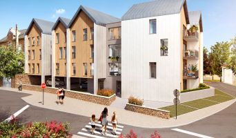 Photo du Résidence « Le Cormoran » programme immobilier neuf à Pléneuf-Val-André