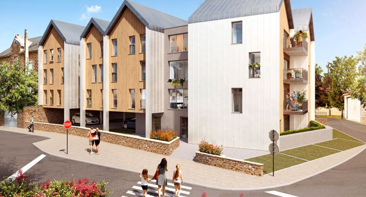 Résidence « Le Cormoran » programme immobilier neuf à Pléneuf-Val-André n°1