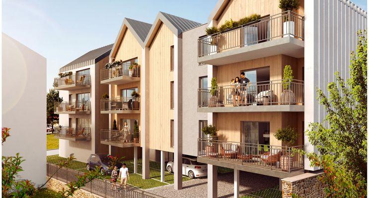 Résidence « Le Cormoran » programme immobilier neuf à Pléneuf-Val-André n°2