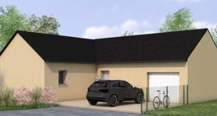 Photo du Résidence « L'Eau Vive 2 » programme immobilier neuf à Quévert
